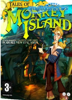 Tales of Monkey Island Chapter 1 - Launch of the Screaming Narwhal