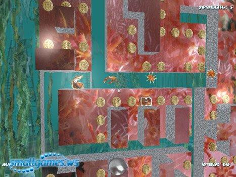 Диггер 3D. Приключения под водой