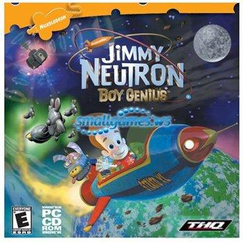 Джимми Нейтрон мальчик-гений