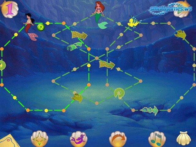 Русалочка 2: возвращение в море (2000) скачать бесплатно.