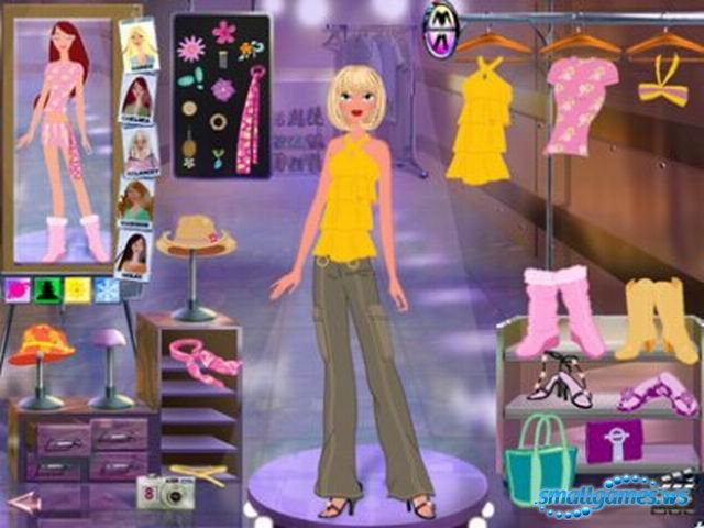 Барби покоряет голливуд скачать игру бесплатно на компьютер (514 мб).