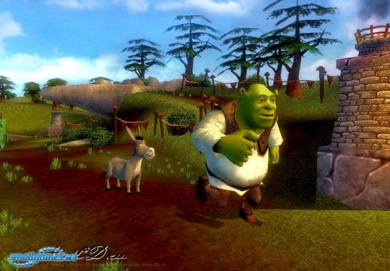 Shrek video games - Wikipedia, the free encyclopedia