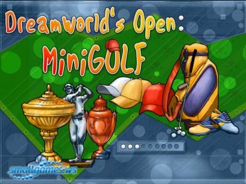 Dreamworld's Open Mini Golf