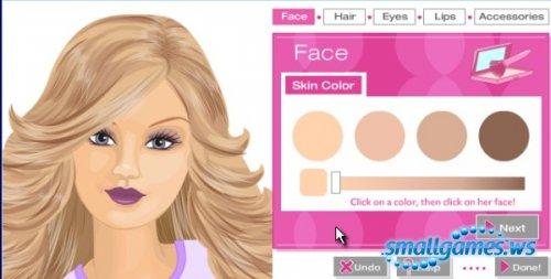 Barbie (сборник флэш-игр)