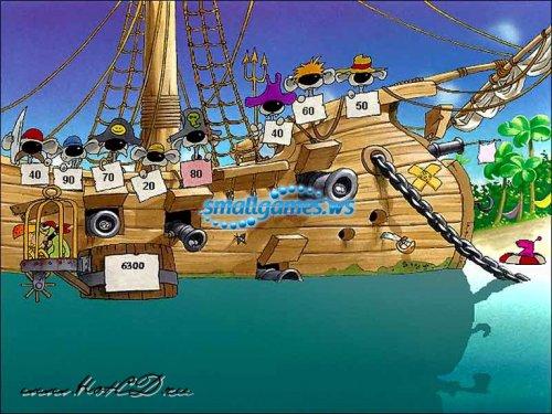 Тим и Тома - Встреча с пиратами