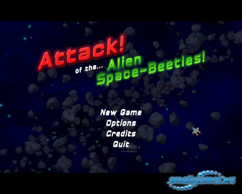 Attack of the Alien Space Beetles