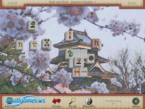 Brain Games Mahjongg
