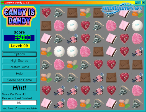 Candy is Dandy