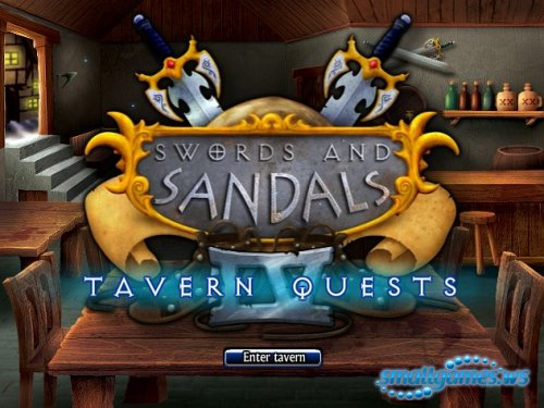 Swords and Sandals 4: Tavern Quests