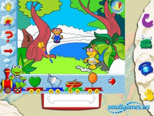 Детство Мапетов 2: Флора и фауна