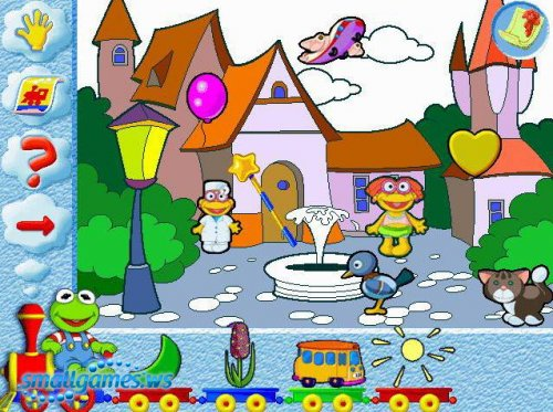 Детство Мапетов 3: Форма и цвет