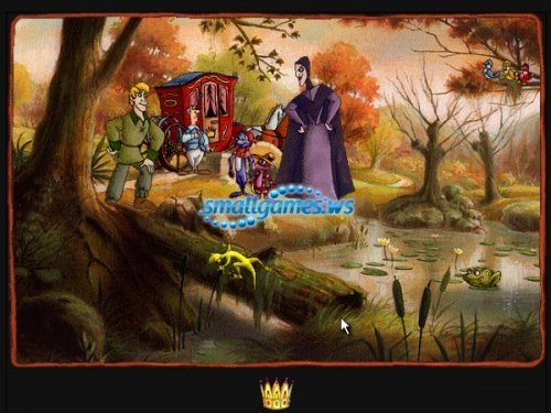 Симсала Гримм: Король Лягушонок