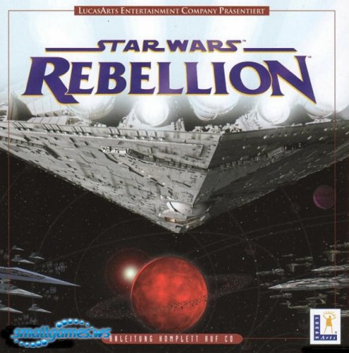 Star Wars: Rebellion (1998/RUS/ENG)
