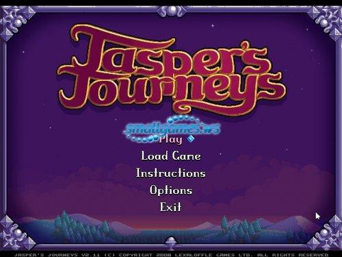 Jaspers Journeys