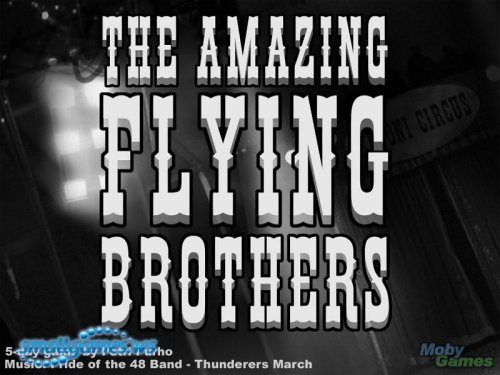 The Amazing Flying Brothers