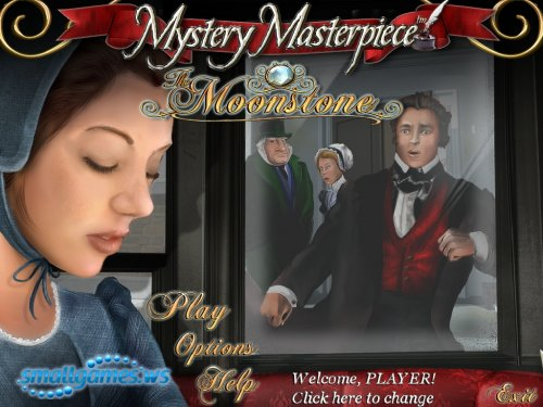 Mystery Masterpiece - The Moonstone
