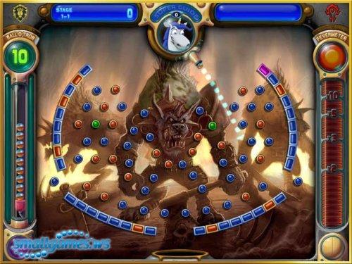 Peggle: World of Warcraft Edition