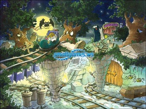 Тим и Тома. Приключения в подземном царстве