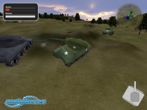 Battle Tanks II