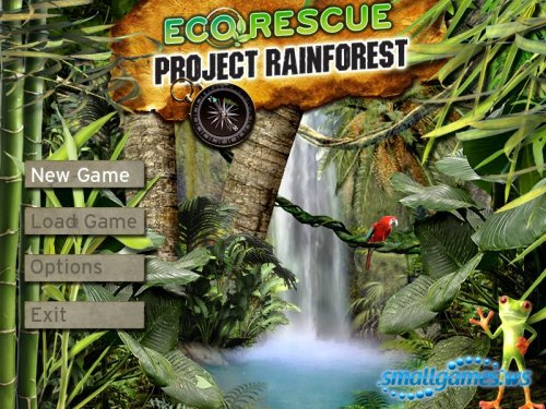 EcoRescue Project Rainforest
