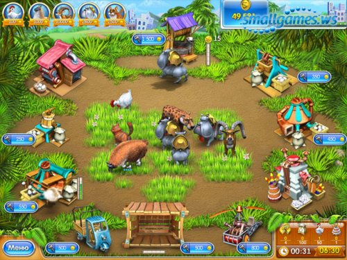 Веселая ферма 3