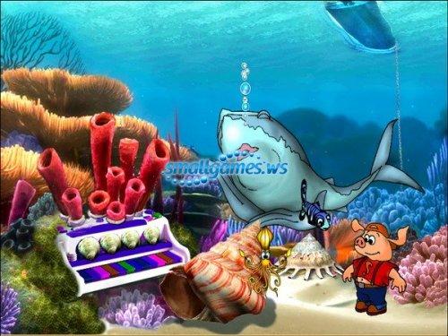 Пятачок в Подводном Царстве