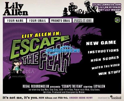 Escape The Fear