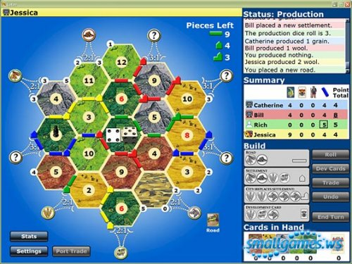 Catan: The Computer Game