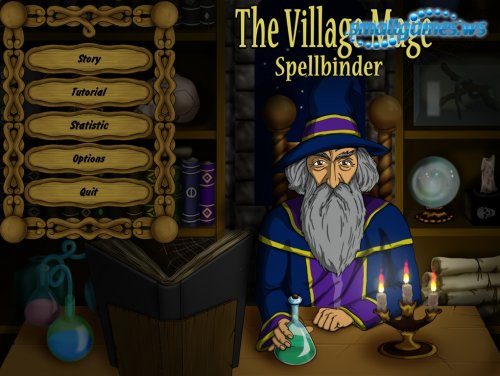 The Village Mage - Spellbinder