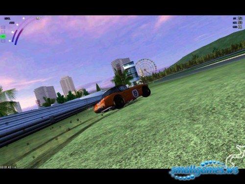 Lost Roads Races - Гонки на заброшенных дорогах