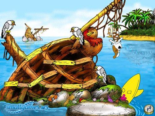 Рекс и Сокровища Пиратов