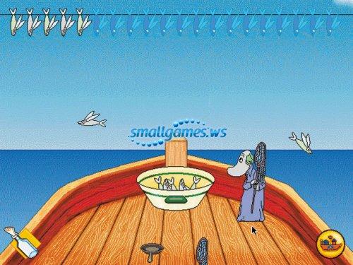 Муми-тролли - Морская Прогулка