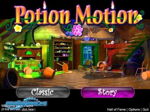 Potion Motion