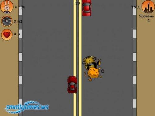 Бешеные Автогонки