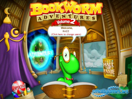 Bookworm Adventures: Volume 2