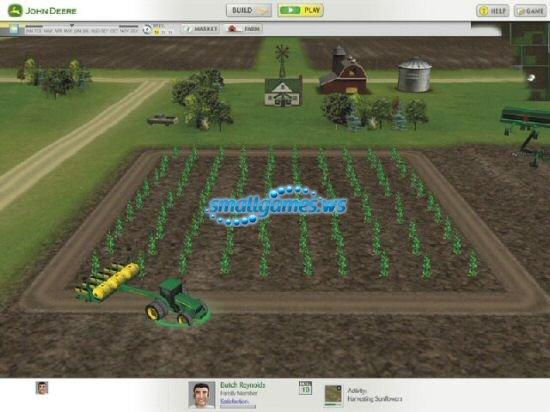 John Deere American Farmer Игру