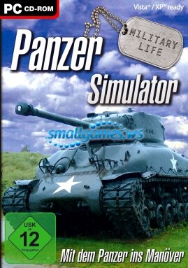Military Life. Panzer Simulation