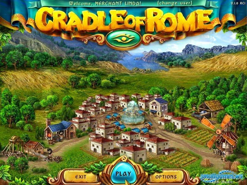 Игру Римский Пазл