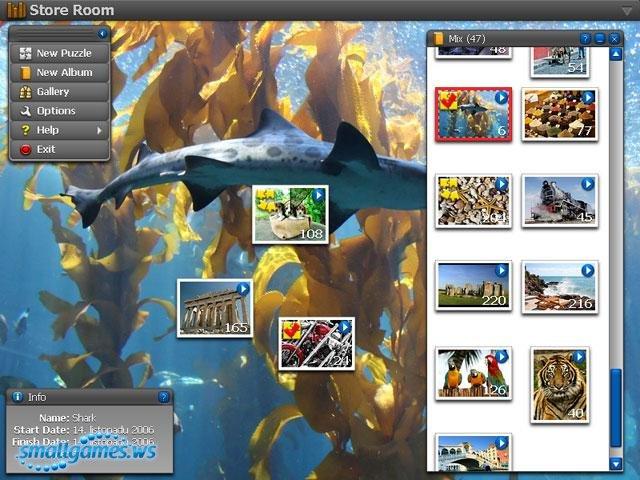 Jigsaw Puzzle Platinum 2 - скачать игру бесплатно