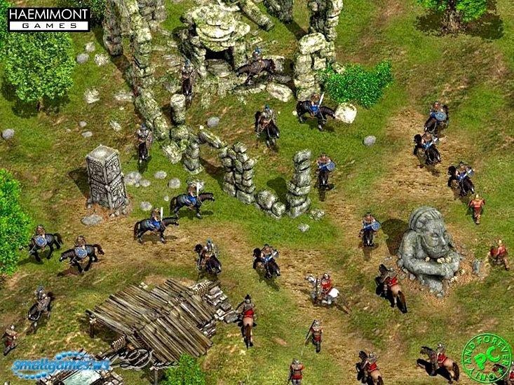 6.jpg - Celtic Kings: Rage of War/ Король друидов: Возвращение трона (2002/