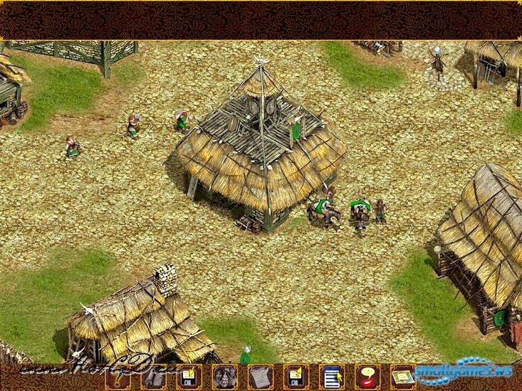 Обои для игры король друидов 2: пунические войны, обои на igroport. Ru.