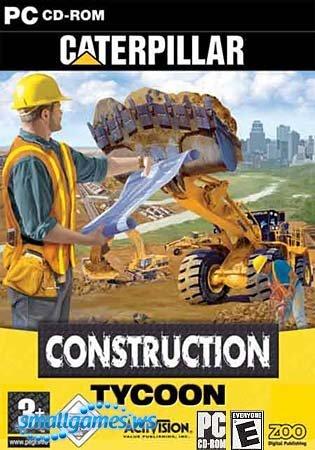 Caterpillar Construction Tycoon(Рус)