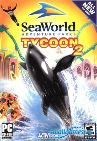 SeaWorld Adventure Parks Tycoon 2(Рус)
