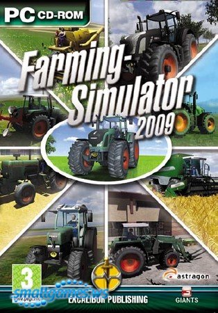 Farming Simulator (2009/Eng)