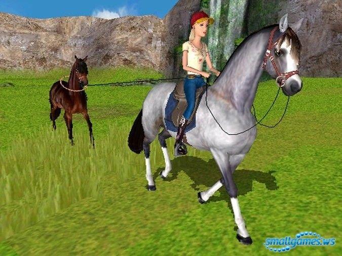 Игры про лошадей онлайн о