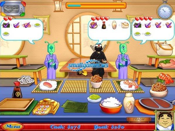 Скачать игру Cake Mania - Потрясающий аркадный симулятор, в котором вам пре