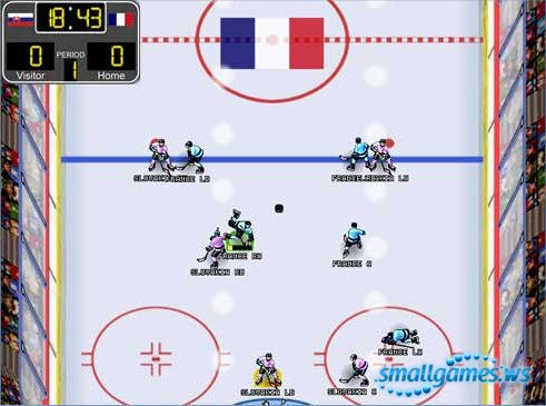 Hard Hittin' Hockey v1.0