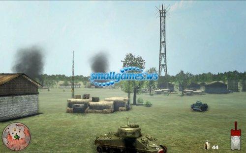 Panzer Simulation  Симулятор Танка