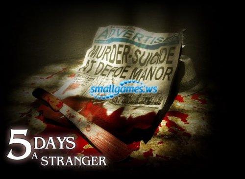 5 Days Stranger [RUS]
