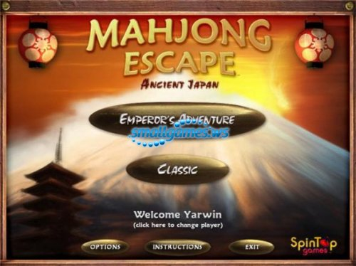 Mahjong Escape Japan